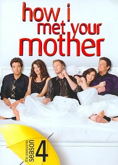 HOW I MET YOUR MOTHER SEASON 4 BY HOW I MET YOUR MOTHE (DVD)