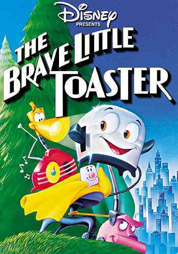 BRAVE LITTLE TOASTER BY BRAVE LITTLE TOASTER (DVD)
